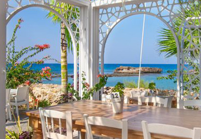 The Palm House Cafe & Restaurant <br> Famagusta