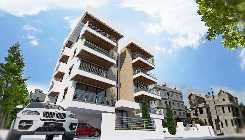 Kızılbaş Apartments