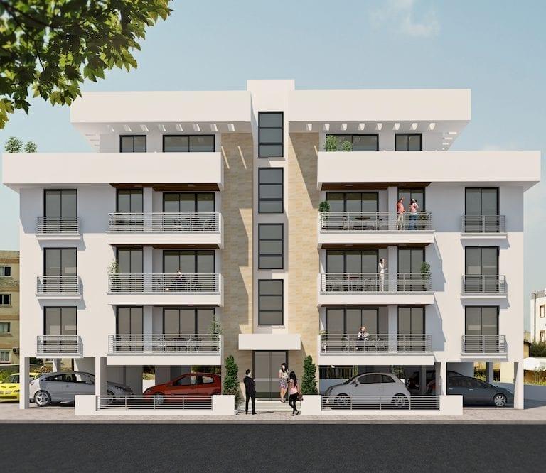Marmara Apartmanları