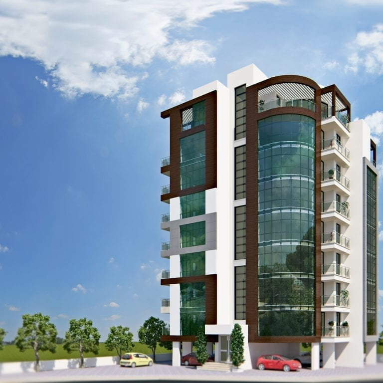 Yenişehir-1 Apartmanları
