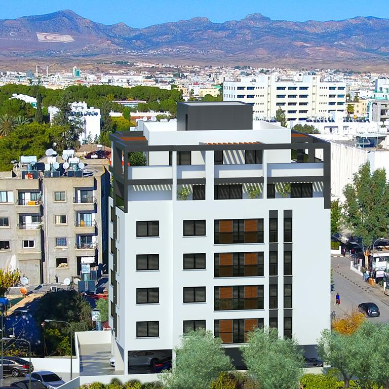 Yenişehir-2 Apartmanları